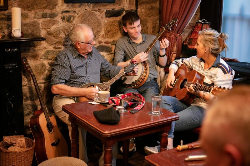 Music at The Rostrevor Inn