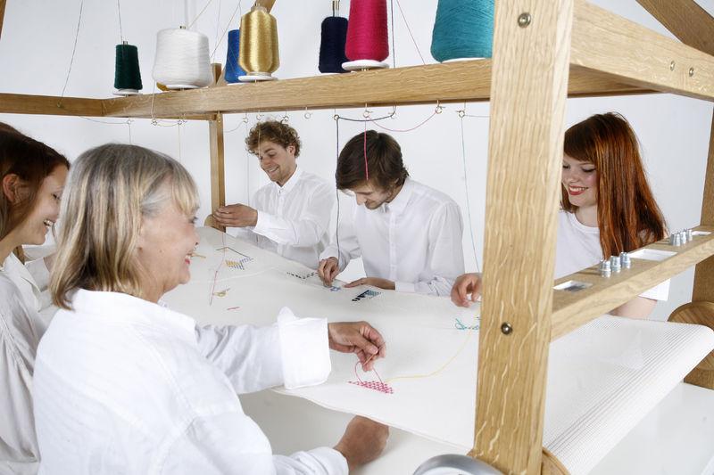 Product Design - Floor Nijdeken, The Knitting Machine