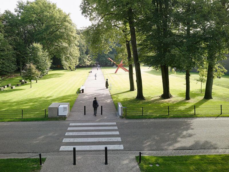 park hoge veluwe kröller müller museum